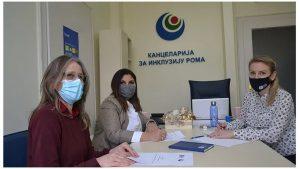 Read more about the article Потписан споразум о сарадњи са Екуменском хуманитарном организацијом