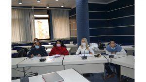Фокус група са представницима ромских организација цивилног друштва