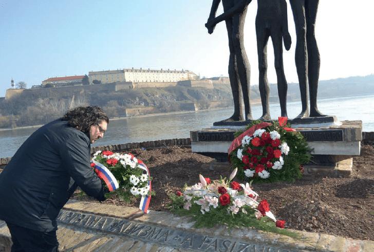 Read more about the article Одржан помен жртвама новосадске рације