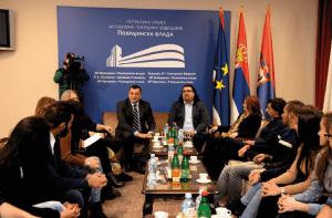 Read more about the article Подршка ромске заједнице у образованју и запошљавању главни приоритет Канцеларије за инклузију Рома