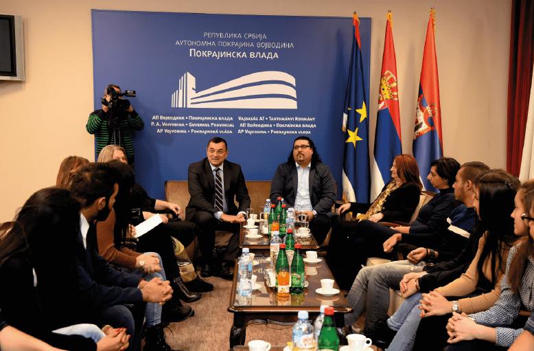 Подршка ромске заједнице у образованју и запошљавању главни приоритет Канцеларије за инклузију Рома
