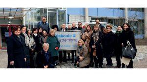 Представници институција социјалне заштите Србије у посети Немачкој