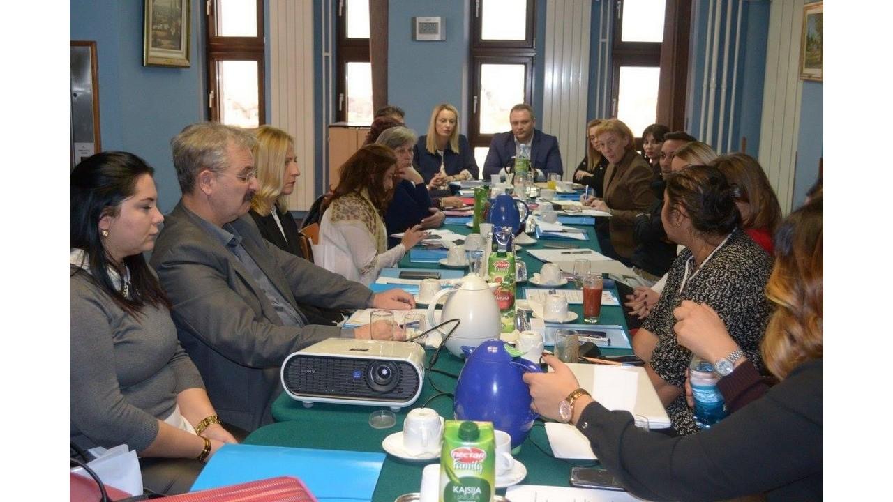 Састанак међусекторске групе у оквиру РАРЕ пројекта