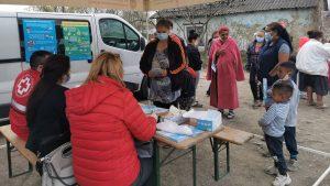 Read more about the article Информисања и пријављивања Рома за имунизацију против вируса Ковид 19