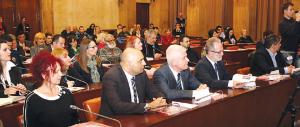 Осми април у Скупштини АП Војводине
