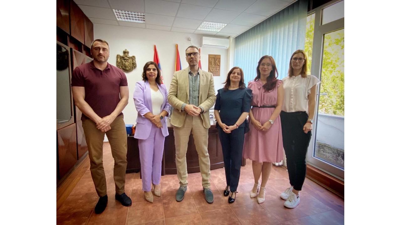 Увођење координатора за ромска питања у општини Кула