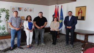 Read more about the article Састанак са представницима општинске управе Ириг