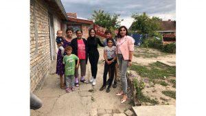 Read more about the article Посета ромским породицама у Сивцу